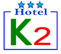 Hotel K2 Logo