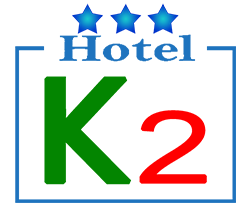 Hotel K2 Retina Logo